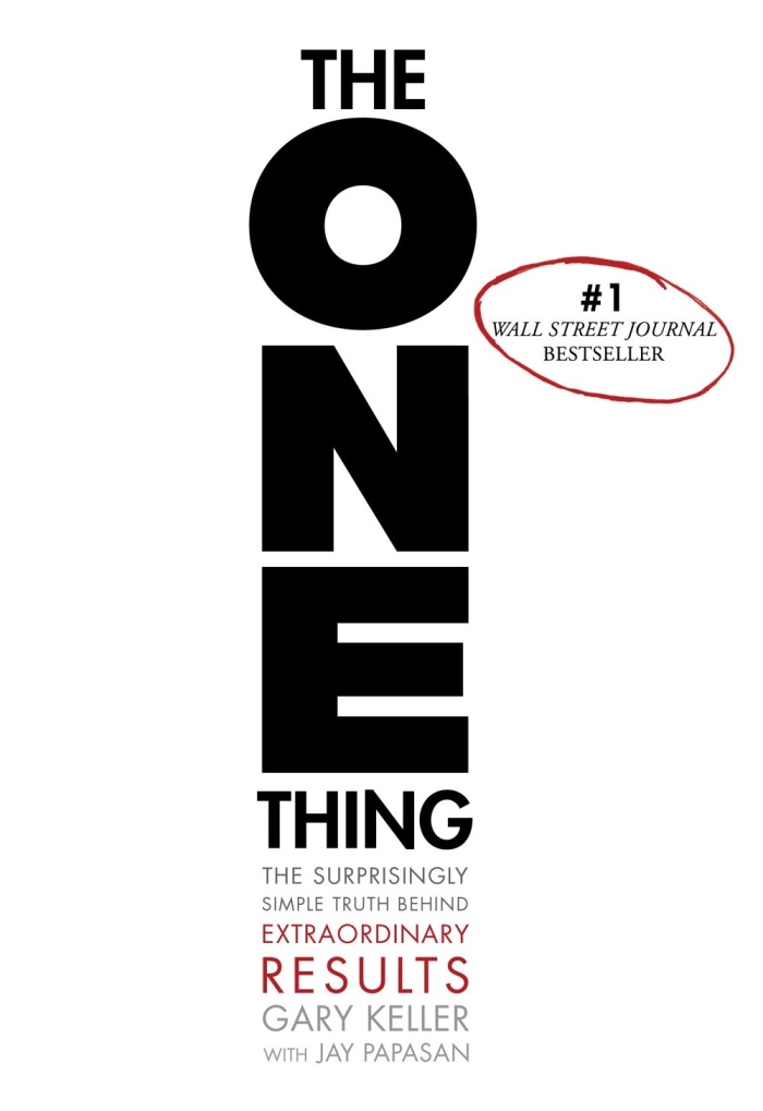 The One Thing copy